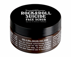 Rock & Roll Suicide Exfoliating Face Scrub