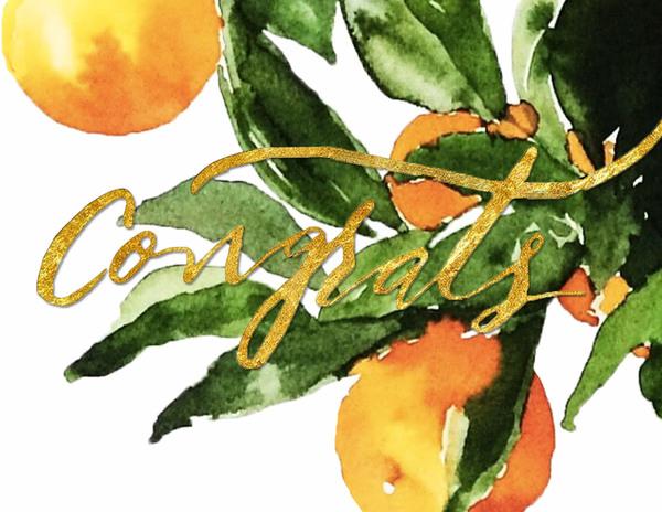 Clementine Congrats