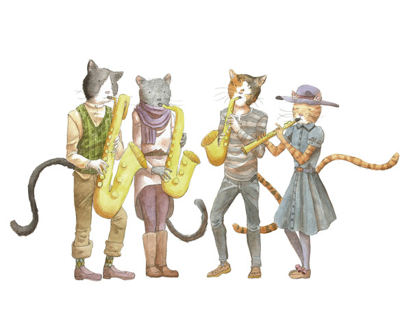 Band of Cats