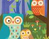 Tin puzzle owl1