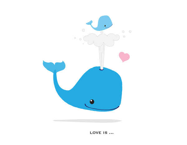 Whale Baby