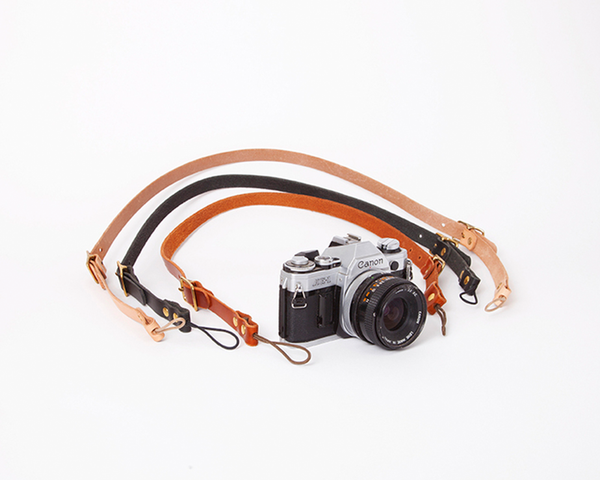 Leather Camera Neck Strap