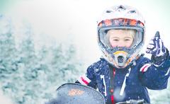 Snowmobile Family Tour