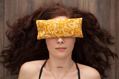 Lavender Flaxseed Eye Pillow