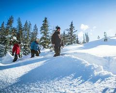 Winter Wonderland Snowshoe Tour