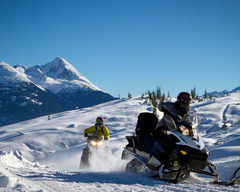 Snowmobile Trailblazer Tour