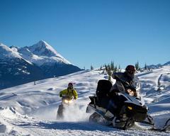 Snowmobile Trailblazer Tour