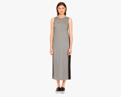 Grey Heather Maxi Dress