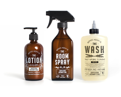 Lotion, Room Spray & Wash Set