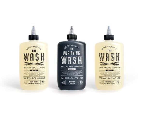 The Wash Set