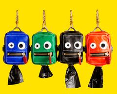 Roboto Poop Bag Holder