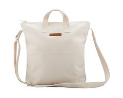 Canvas Zipper Tote Bag