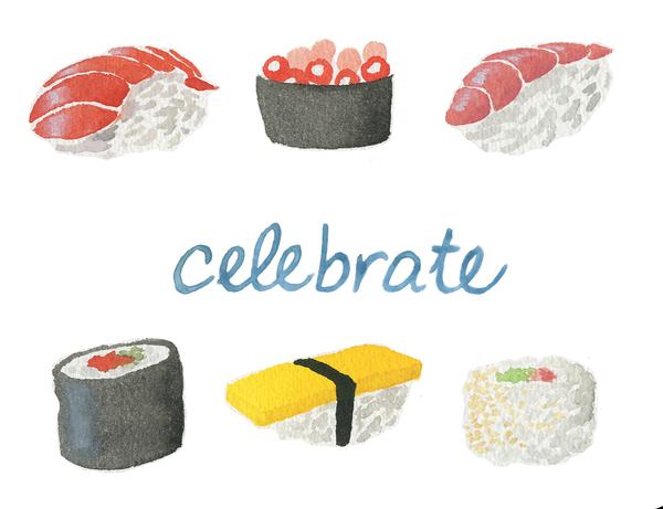 Sushi Celebration