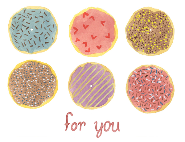 Donuts for You!