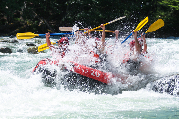 Rafting - The Green River Tour