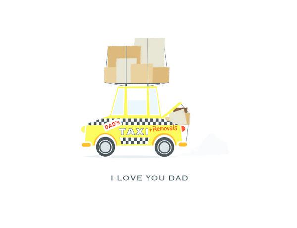 Dad Taxi