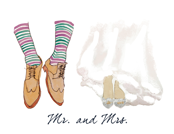 Mr. & Mrs. Shoes