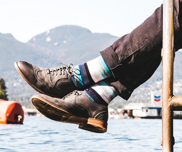 Designer Dress Socks