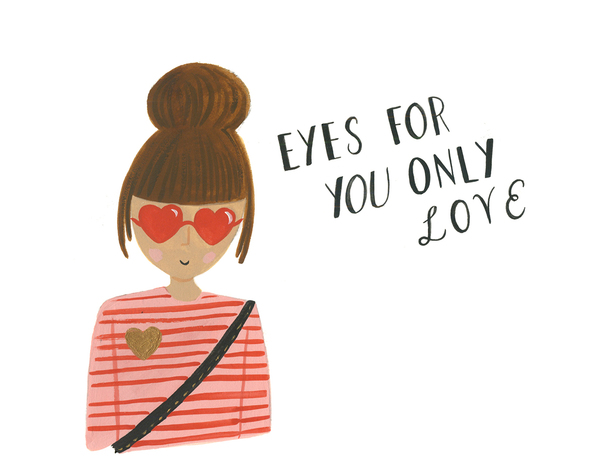 Eyes for Only You