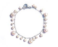 Silver Catalan Bracelet