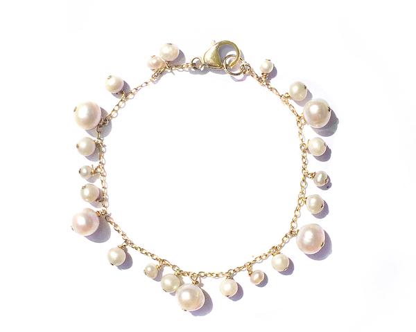 Gold Carita Bracelet