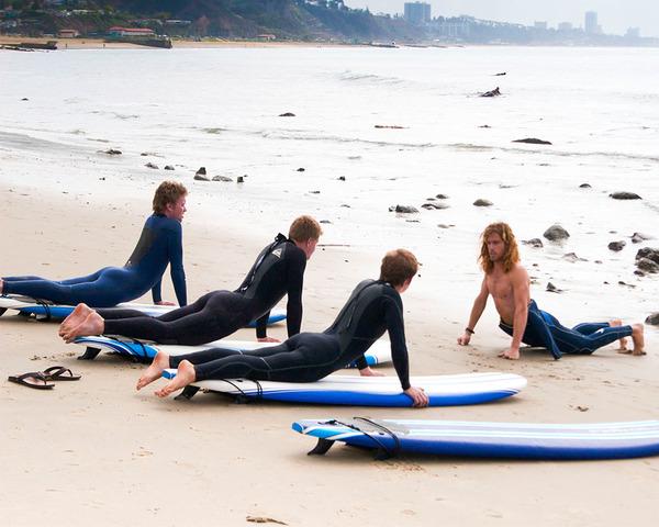 Beginner Surf Package