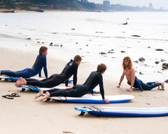 Beginner Surf Package
