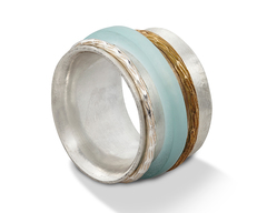 Acrylic Spun Ring