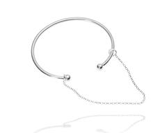 Talon Ball and Chain Bracelet