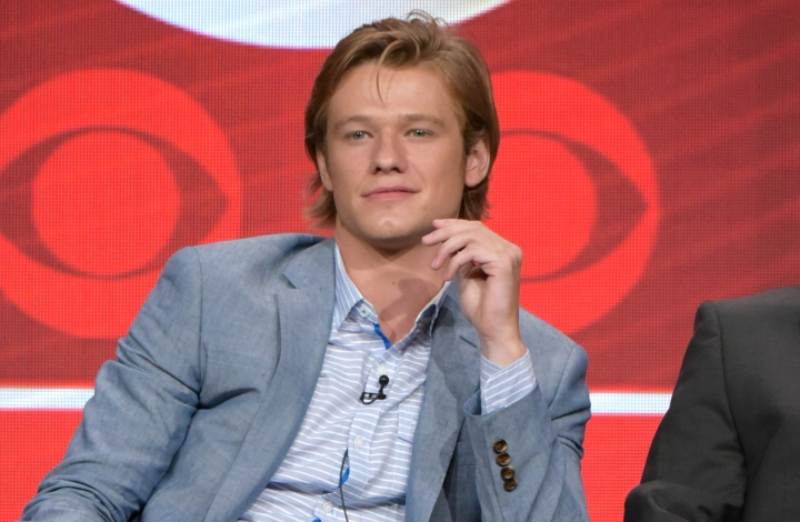 """Lucas Till participates in Pop Network's """"MacGyver"""" panel during the CBS Television Critics Association summer press tour on Wednesday, Aug. 10, 2016, in Beverly Hills, Calif. (Photo by Richard Shotwell/Invision/AP)"""