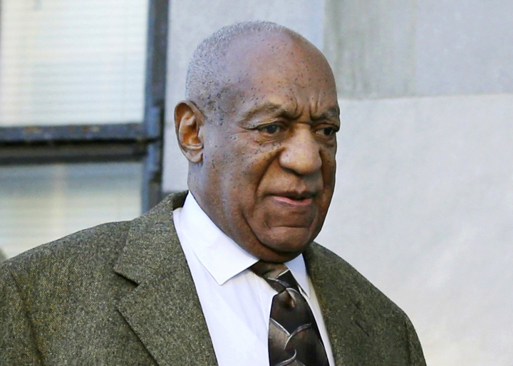 FILE - In this Feb. 2, 2016, file photo, actor and comedian Bill Cosby arrives for a court appearance in Norristown, Pa. On Monday, Aug. 15, 2016, the 3rd U.S. Circuit Court of Appeals in Philadelphia rejected Bill Cosby's effort to reseal his deposition testimony about extramarital affairs, prescription sedatives and payments to women, ruling the request was moot because contents of the documents are now public knowledge. (AP Photo/Mel Evans, FIle)