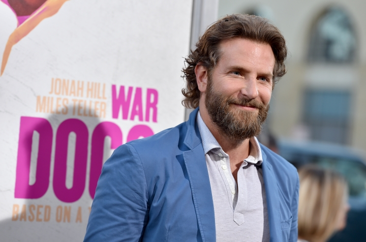 "FILE - in this Monday, Aug. 15, 2016 file photo, Bradley Cooper arrives at the Los Angeles premiere of ""War Dogs"" at the TCL Chinese Theatre. Warner Bros. announced Tuesday, Aug. 16, 2016, that Lady Gaga and Bradley Cooper are starring in a remake of ""A Star is Born."" The film will mark both the singer-actress' first leading role in a movie and the directorial debut of the ""American Sniper"" and ""Silver Linings Playbook"" actor-producer. (Photo by Jordan Strauss/Invision/AP, File)"