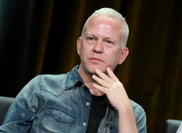 "FILE - In this Aug. 7, 2015 file photo, Ryan Murphy, co-creator/showrunner/executive producer/writer/director, participates in the ""American Horror Story: Hotel"" panel at the FX Summer TCA Tour at the Beverly Hilton Hotel in Beverly Hills, Calif. The ghosts, vampires and other freaky misfits from ""American Horror Story"" are coming to Universal Studios. Universal announced plans Tuesday, Aug. 16, 2016, to bring mazes based on the FX anthology horror series to its annual Halloween Horror Nights events at its theme parks in Universal City, Calif., and Orlando, Fla. (Photo by Richard Shotwell/Invision/AP, File)"