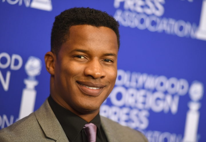 FILE - In this Aug. 4, 2016 file photo, Nate Parker arrives at the Hollywood Foreign Press Association Grants Banquet in Beverly Hills, Calif. (Photo by Jordan Strauss/Invision/AP, File)