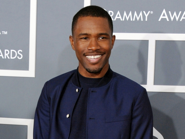 "FILE - In this Feb. 10, 2013 file photo, Frank Ocean arrives at the 55th annual Grammy Awards in Los Angeles. Apple Music has released new and long-awaited music from Grammy award-winning singer, Ocean. The company tweeted a link to the music video ""Endless"" by the R&B artist on Thursday night, Aug. 18, 2016. (Photo by Jordan Strauss/Invision/AP, File)"