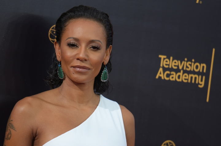 Mel B arrives at night one of the Creative Arts Emmy Awards at the Microsoft Theater on Saturday, Sept. 10, 2016, in Los Angeles. (Photo by Richard Shotwell/Invision/AP)