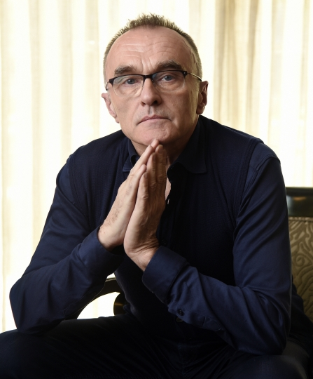 """In this March 6, 2017 photo, director Danny Boyle poses for a portrait at the Four Seasons Hotel in Beverly Hills, Calif., to promote his film, """"T2: Trainspotting,"""" a sequel to the 1996 film, """"Trainspotting."""" (Photo by Chris Pizzello/Invision/AP)"""