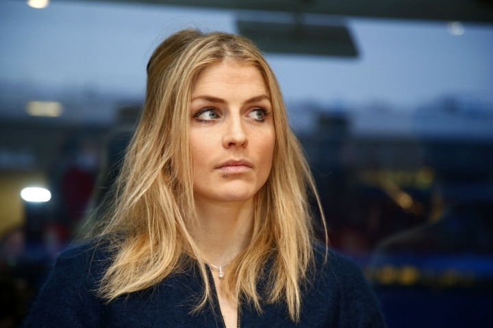 FILE - This is a Wednesday Jan. 25, 2017 file photo of Norway's cross country skier Therese Johaug waits for the start of a two day hearing of her doping case, in Oslo. Cross-country ski star Therese Johaug has a June court date in a steroid doping case that could force her to miss the 2018 Winter Olympics. The Court of Arbitration for Sport said on Monday May, 22, 2017, that on June 6 it will hear the International Ski Federation's appeal to extend Johaug's 13-month ban that expires in November. (Heiko Junge/NTB Scanpix, File via AP)