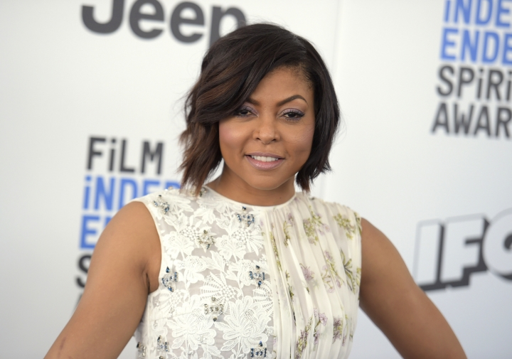 "FILE - In this Feb. 25, 2017 file photo, Taraji P. Henson arrives at the Film Independent Spirit Awards in Santa Monica, Calif. John Lasseter, the chief creative officer of Pixar and Walt Disney Animation Studios announced Friday, July 13, 2017 at the Walt Disney Company's biannual fan convention D23 that ""Empire"" star Henson would be joining ""Wreck-It Ralph Breaks the Internet"" as an internet-savvy character named Yesss with three s's. The film hits theaters on Nov. 21, 2018. (Photo by Richard Shotwell/Invision/AP, File)"