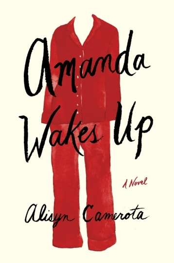 """This cover image released by Viking shows """"Amanda Wakes Up,"""" a novel by Alisyn Camerota. (Viking via AP)"""