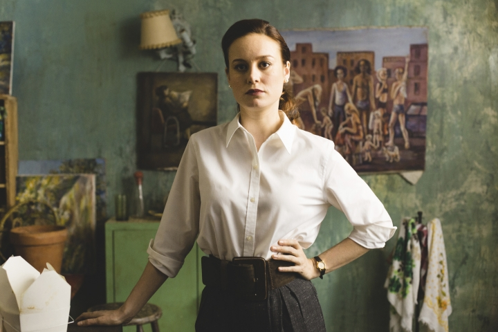 "This image released by Lionsgate shows Brie Larson as Jeannette Walls in ""The Glass Castle."" (Jake Giles Netter/Lionsgate via AP)"