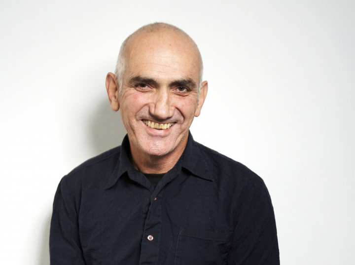 """FILE - This Jan. 23, 2013 file photo shows Australian singer-songwriter Paul Kelly posing for a portrait in New York. Kelly, after some eclectic releases, plays to his strength on """"Life is Fine."""" It is a sturdy, collection of pop-rock songs from a writer who's a master of economy and expressiveness. (Photo by Dan Hallman/Invision/AP, File)"""
