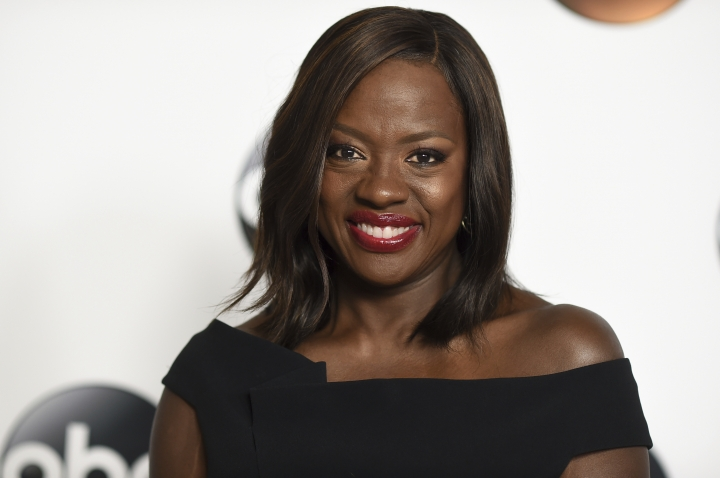 "FILE - In this Sunday, Aug. 6, 2017, file photo, Viola Davis attends the Disney ABC Television Critics Association 2017 Summer Press Tour at the Beverly Hilton Hotel in Beverly Hills, Calif. Viking Children's Books told The Associated Press on Tuesday, Oct. 10, that Davis is writing ""Corduroy Takes a Bow,"" which continues the story of the teddy bear made famous in Don Freeman's million-selling book ""Corduroy"". (Photo by Richard Shotwell/Invision/AP, File)"