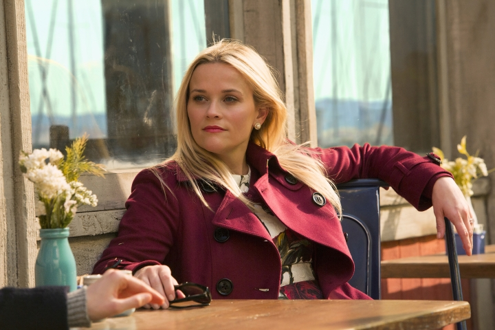 "This image released by HBO shows Reese Witherspoon in ""Big Little Lies."" Witherspoon was nominated for a Golden Globe award for best actress in a limited series or motion picture made for TV on Monday, Dec. 11, 2017. The 75th Golden Globe Awards will be held on Sunday, Jan. 7, 2018 on NBC. (Hilary Bronwyn Gayle/HBO via AP)"