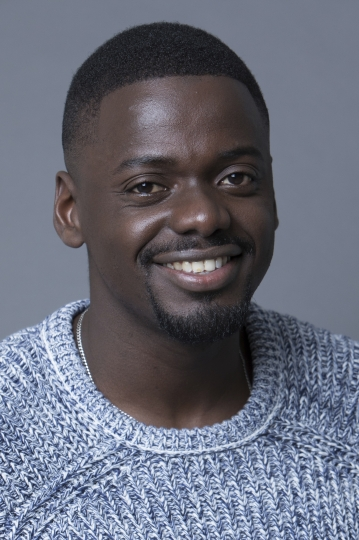 "In this Nov. 27, 2017 photo, actor Daniel Kaluuya poses for a portrait in New York to promote his film, ""Get Out."" (Photo by Amy Sussman/Invision/AP)"