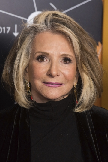 """FILE - In this Jan. 19, 2017 file photo, Sheila Nevins attends the world premiere screening of HBO's """"Becoming Warren Buffett"""" at The Museum of Modern Art, in New York. Nevins, who has run HBO's documentary unit for 38 years and has been a key gatekeeper in the making of its nonfiction films says she will be stepping down early in 2018. (Photo by Charles Sykes/Invision/AP, File)"""