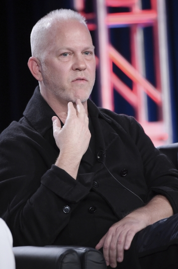 "Ryan Murphy participates in the ""9-1-1"" panel during the FOX Television Critics Association Winter Press Tour on Thursday, Jan. 4, 2018, in Pasadena,Calif. (Photo by Richard Shotwell/Invision/AP)"