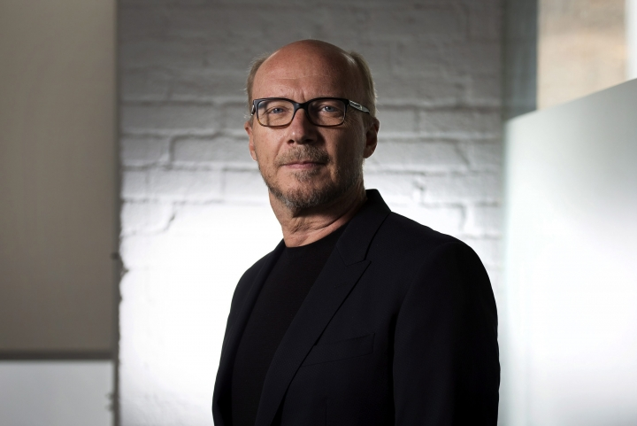 "FILE - In this Sept. 6, 204 file photo, director Paul Haggis poses for a photo in Toronto during the 2014 Toronto International Film Festival. A December 2017 civil lawsuit charging the Oscar-winning filmmaker with rape has prompted three other women to come forward with their own accusations, including a publicist who says he forced her to perform oral sex, then raped her. Haggis has denied the allegations in the lawsuit, and when asked about the new accusations, his lawyer said, ""He didn't rape anybody."" (AP Photo/The Canadian Press, Darren Calabrese, File)"