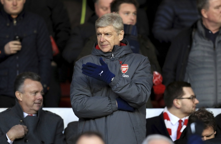 Image result for Arsenal's FA Cup defense ended by 2nd-tier Nottingham Forest