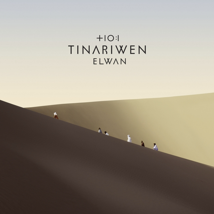 "This cover image released by Anti- Records shows ""Elwan,"" a new release by Tinariwen. (Anti- Records via AP)"